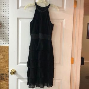 Tiered skirt halter dress!